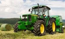 Agricultural Tractors and Harve