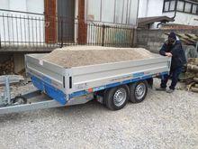 Used Barthau trailer