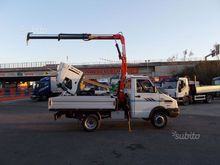 Iveco daily 35.10 Flatbed with