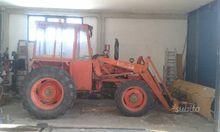 Tractor Carraro 654 with shovel