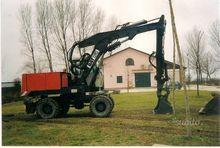 Wheel Excavator BAT 12 RS