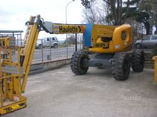 self-propelled platform Haulott