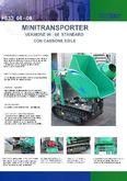 Minidumpers Minitransporter TRA
