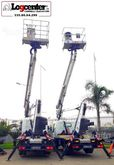 Truck-mounted platforms Oil & s