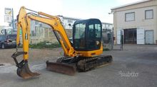 Used JCB 8045Z mini