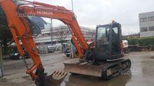 Midi excavator Hitachi zx 85