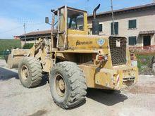 Wheel loader Fiatallis 605