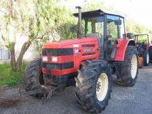 Tractor Same Antares 110 - fron