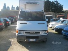Iveco dayli refrigerator meat t