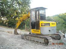 komatzu Excavator