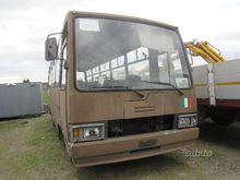 Military bus fiat iveco