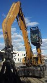 Used Excavator wheel