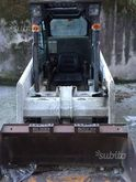 Used Bobcat 553 Skid