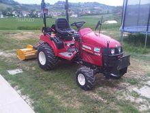 Tractor Shibaura Hydrostatic 4W