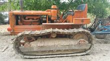 Crawler Tractor Fiat 70 with ge