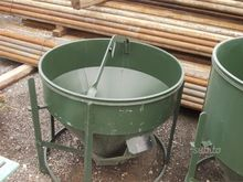 New and used buckets