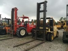 Used Hyster H600HL i