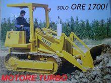 Excavator Loader Benati 60 turb