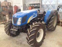 Used holland t 4050