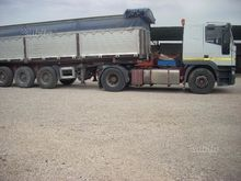 Used Iveco tractor a