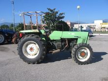 Used Tractor brand a