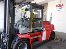 Used lift truck in M
