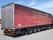 Semitrailer to viberti French