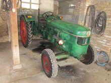 Used Tractor Deutz D