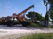 Mobile crane Ormig 35 tt