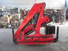 Truck mounted crane Fassi