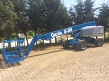Used Genie s65 in Sa