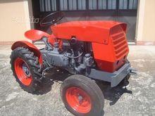 Riding tractor epoch lugli