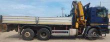 Used Magirus 260E35