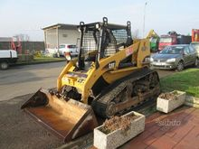 CAT 277B Skid Steer Loader