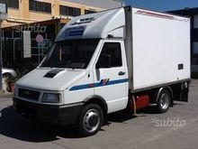 Iveco Daily 35/12 with fridge.