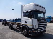 Scania r 124 470 cv. gate swap