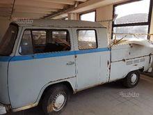 Volkswagen VW Pickup double cab