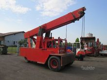 Used 16 ton cranes O