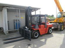 Forklift nissan 7