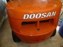 Used Doosan Diesel F