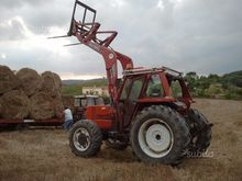 Fiat agri 880 dt 5 cylinders