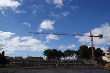 Built crane tower H36 L 51