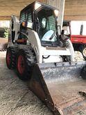 Skid steer loader BOBCAT S 175