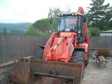 Articulated backhoe Eurocomach