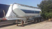 "Semitrailer - Tank ""OMEP SUD CM"