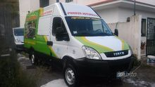 Iveco Daily Recovery post crash