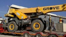 Used Truck cranes Wh