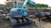 """Used Excavator """"Kobe"""