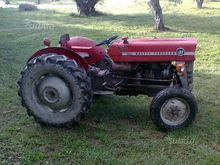 Used Tractor Massey