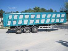scrap-trailer TECNOCAR